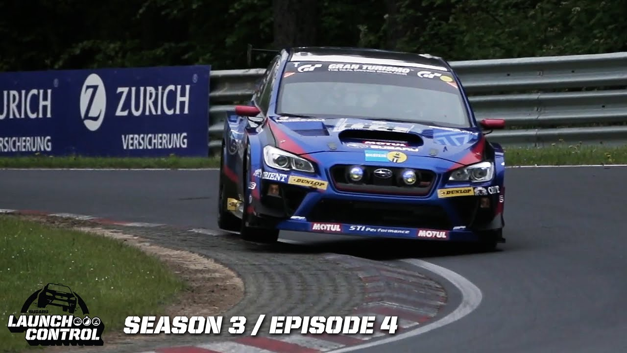 Subaru Launch Control >> Subaru's perfect weekend winning 24H of Nurburgring and