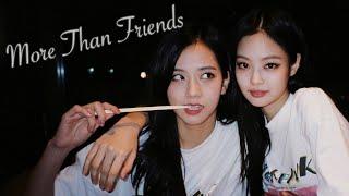 More Than Friends | JENSOO (Jisoo & Jennie) MP3