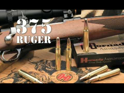 375 Ruger Product Overview from Hornady®