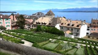 Nyon, Switzerland, home of UEFA