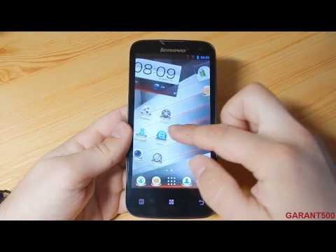 Lenovo A830 прошивка перепрошивка через Flash Tool
