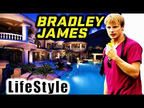 Bradley James Secret Lifestyle  Girlfriend  Net worth  House  Car  Biography  3 Minutes