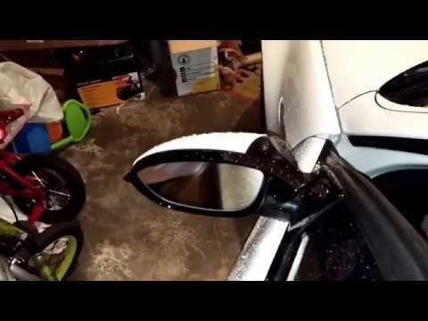 how to fix car mirror