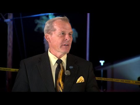 Former FBI special agent on Las Vegas shooter's planning