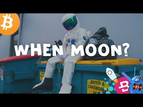 Lil Bubble - When Moon? (Mad World - Bitcoin Parody)