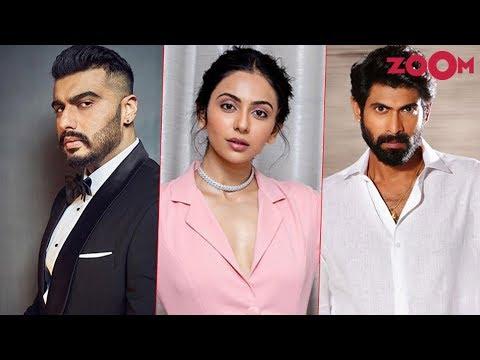 Arjun Kapoor to do a creature film with Rana Daggubati and Rakul Preet Singh? | Bollywood Gossip Mp3