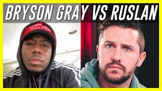 Bryson Vs Ruslan, Faith in Jesus, Maga Rap, And 'Fake Christians'