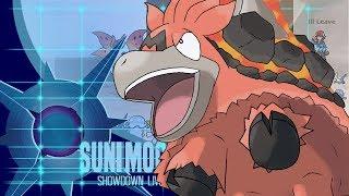 Pokemon Showdown Live Sun and Moon #46 [Ou] - Volcamic Eruption