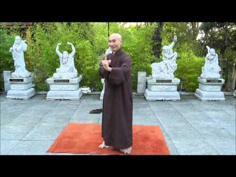 Khí Công Phật Gia bởi ĐĐ Thích Minh Khương 9-2011.wmv