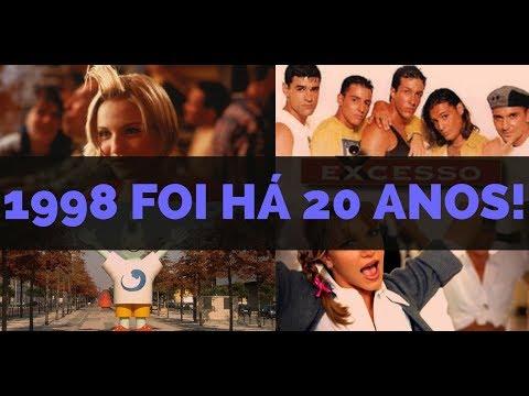 1998 FOI HÁ 20 ANOS! - QUERO LÁ SABER #24