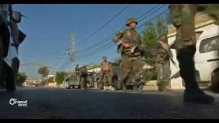 الجيش اللبناني يحيل 56 سوريا إلى النيابة العامة العسكرية بتهمة الإرهاب