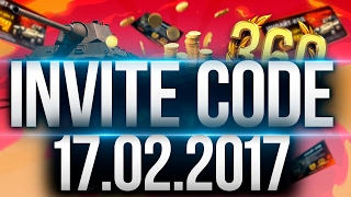 Инвайт-коды/Invite code 17.02.17 ~World of Tanks (WoT)