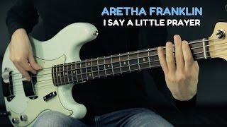 """Transcription """"I Say A Little Prayer"""" http://bassebruno.com/blog/tr..."""