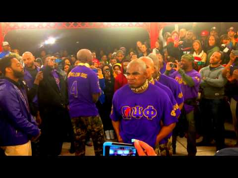 Best Probate Ever!!! Omega Psi Phi
