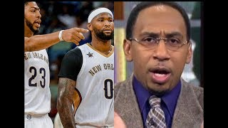 Will Anthony Davis or Demarcus Cousins end up in Cavs? (Realistic?)