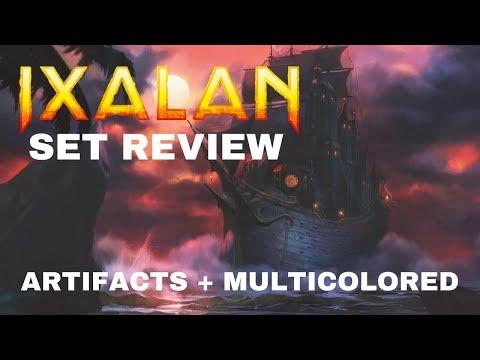 Ixalan Limited Set Review | Multicolor/Transform/Artifact