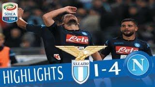 Lazio   Napoli 1 4   Highlights   Giornata 5   Serie A Tim 2017/18