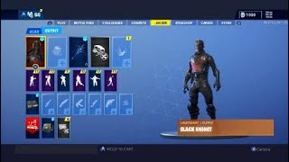 My Fortnite Skin Collection