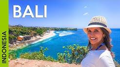 Beaches in BALI, Indonesia: Uluwatu, Kuta, Padang Padang & Balangan 🏄♀️