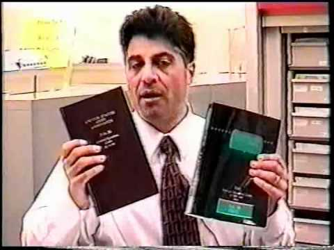 How to use the law library - Peymon Mottahedeh - 2002