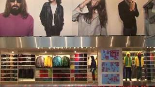 Trendy, thrify and Japanese, Uniqlo is taking its brand appeal abro...