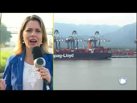 Greve dos caminhoneiros provoca lentidão nos principais portos do Brasil