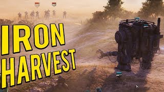 Iron Harvest Gameplay