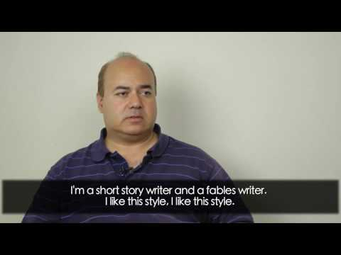 The Writer's Block: A Video Q&A with Osama Alomar