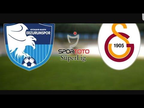 BB Erzurum Spor Galatasaray Özet  1  2