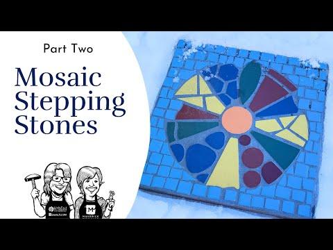 diy-mosaic-garden-stepping-stone-paver-part-2-video