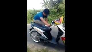 Drag Race Honda Beat Bore Up #Do
