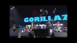 Gorillaz - Feel Good Inc. (Live @ La Musicale)