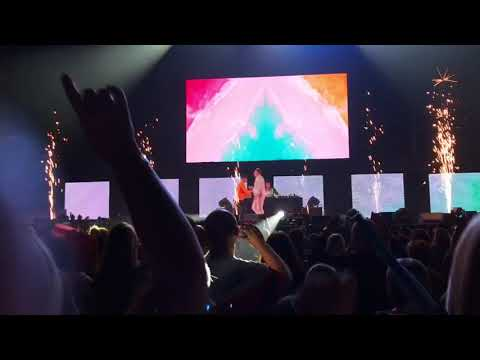 """Sigala ft John Newman """"give me your love"""" At Hits Radio Live, Manchester Arena"""