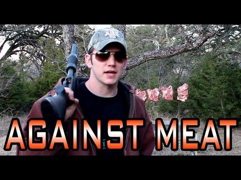 Birdshot vs Buckshot vs Slug Against Meat