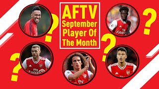 AFTV Player of The Month September 2019 | Fans Vote