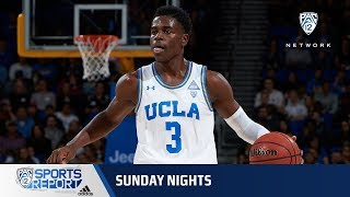 Aaron holiday put up 23 points and the bruins held on to a back-and-forth game against rival usc for 82-79 crosstown showdown win saturday in los angeles.