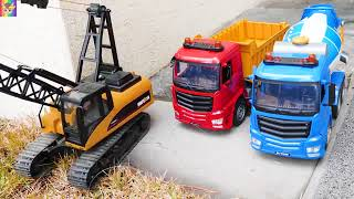 Car Toys Construction Vehicles Looking for kids in តុក្តាគ្រឿងចក្រ
