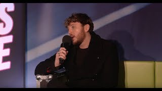 Gambar cover James Arthur Reveals What It Was Like Working With Anne-Marie On 'Rewrite The Stars'