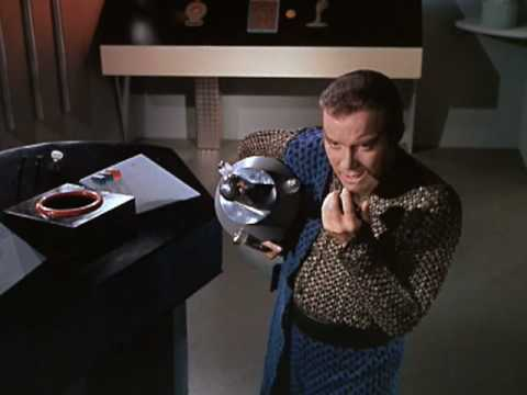 Thumbnail: Star Trek - Kirk Becomes Romulan