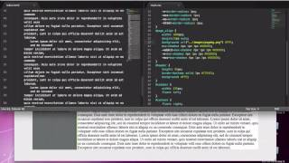 Tutorial HTML ~ Как создать сайт самому! Верстаем шаблон на HTML   CSS 02(Tutorial HTML, Tutorial, HTML, Video, Video Tutorial, Video HTML, HTML,html color codes,html,html5,html table,html colors,html link,html validator,html codes ..., 2016-05-24T19:37:50.000Z)