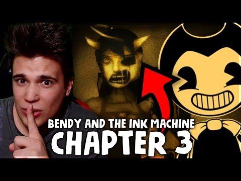Zostałem sługą!  - Bendy and the Ink Machine [CHAPTER 3] 1/2