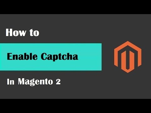 Magento 2 Tutorial Lesson #16 | #HowToEnableCaptchaInMagento2