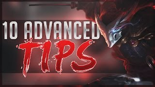 Yassuo | 10 Advanced Tips