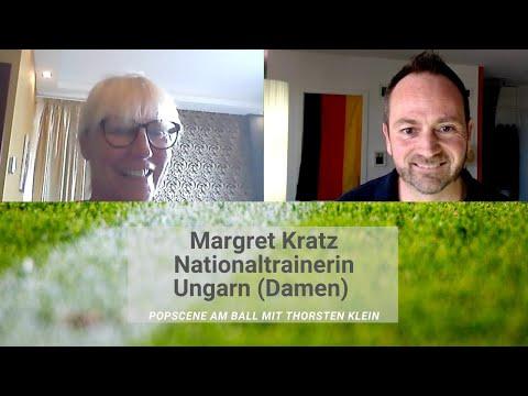 Margret Kratz Nationaltrainerin Ungarn (Damen) zur UEFA Euro 2020