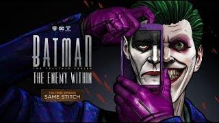 Batman: The Enemy Within Episode 5 Same Stitch | Vigilante Joker