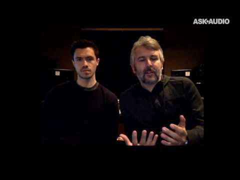 Lurssen Mastering House: The Art of Mastering with Gavin Lurssen and Reuben Cohen - 4. Demo Chain  D