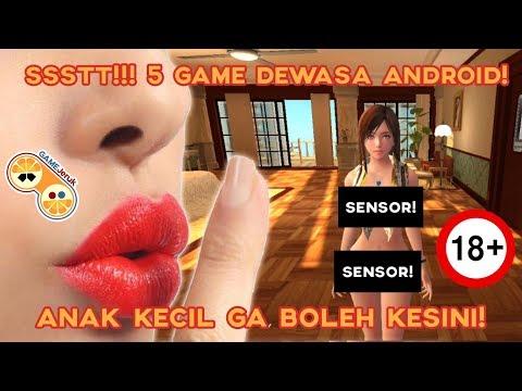 Sssttt!!! Inilah 5 Game Android Dewasa!! Anak Kecil Ga Boleh Nonton!!