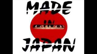"Sex Machineguns - Magnum Fire "" Made in Japan """