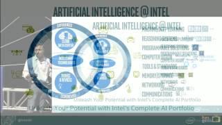 "Sponsored keynote: ""AI: unleashing the next wave."""