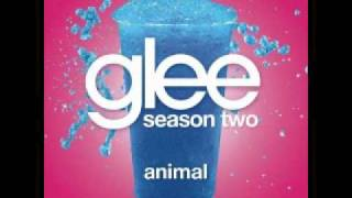 Watch Glee Cast Animal video